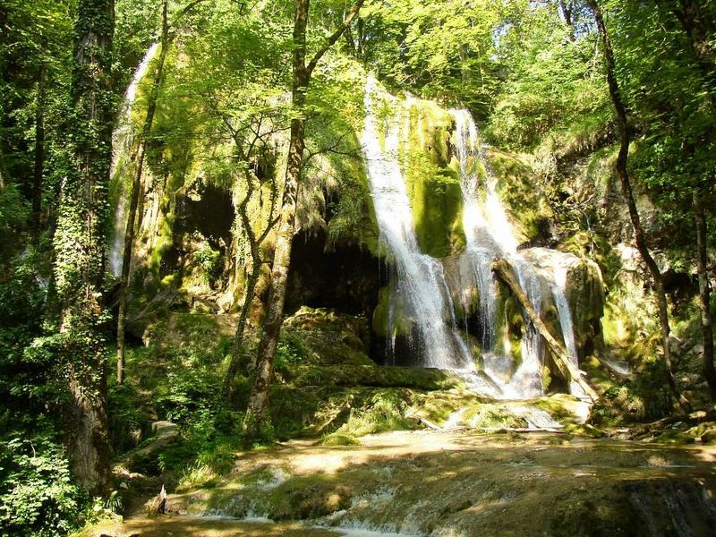 Waterfall of Clairefontaine