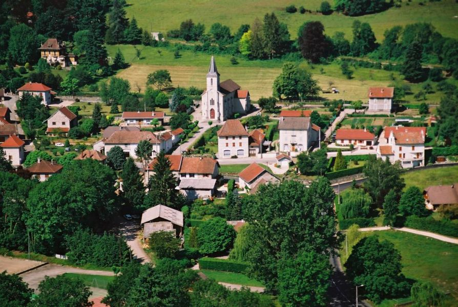 Heritage of the municipality of Peyrieu