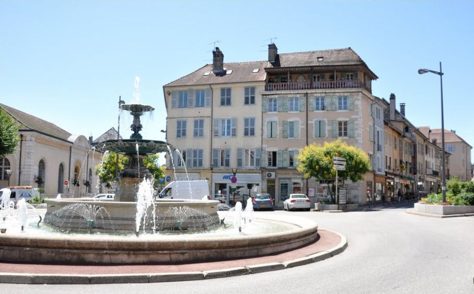 Guided tour of the historic centre of Belley