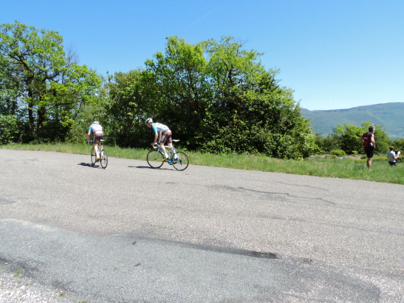 Road cycling tour : Le Mont Tournier
