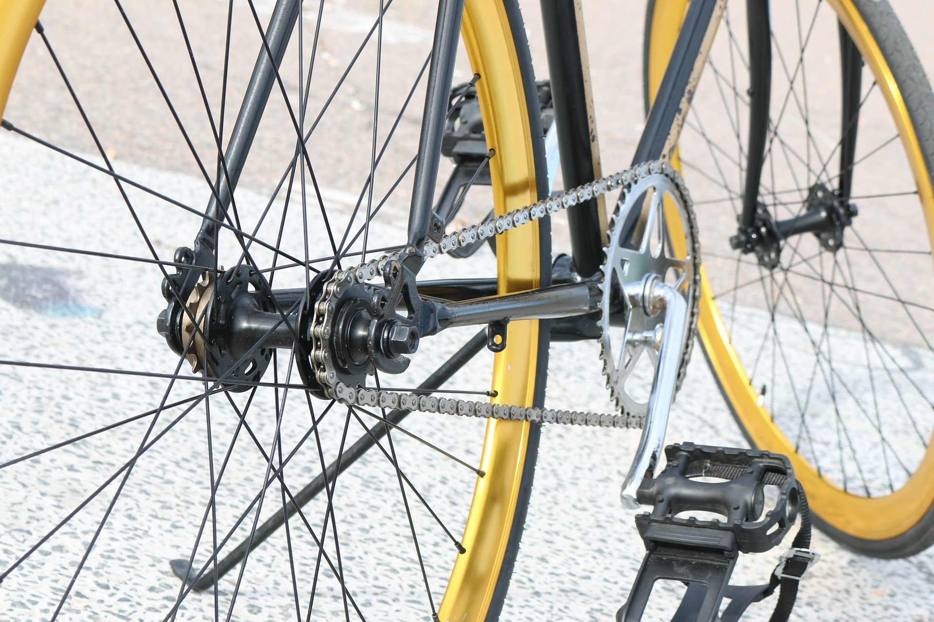 BICYCLE RENTAL AND REPAIR SHOPS