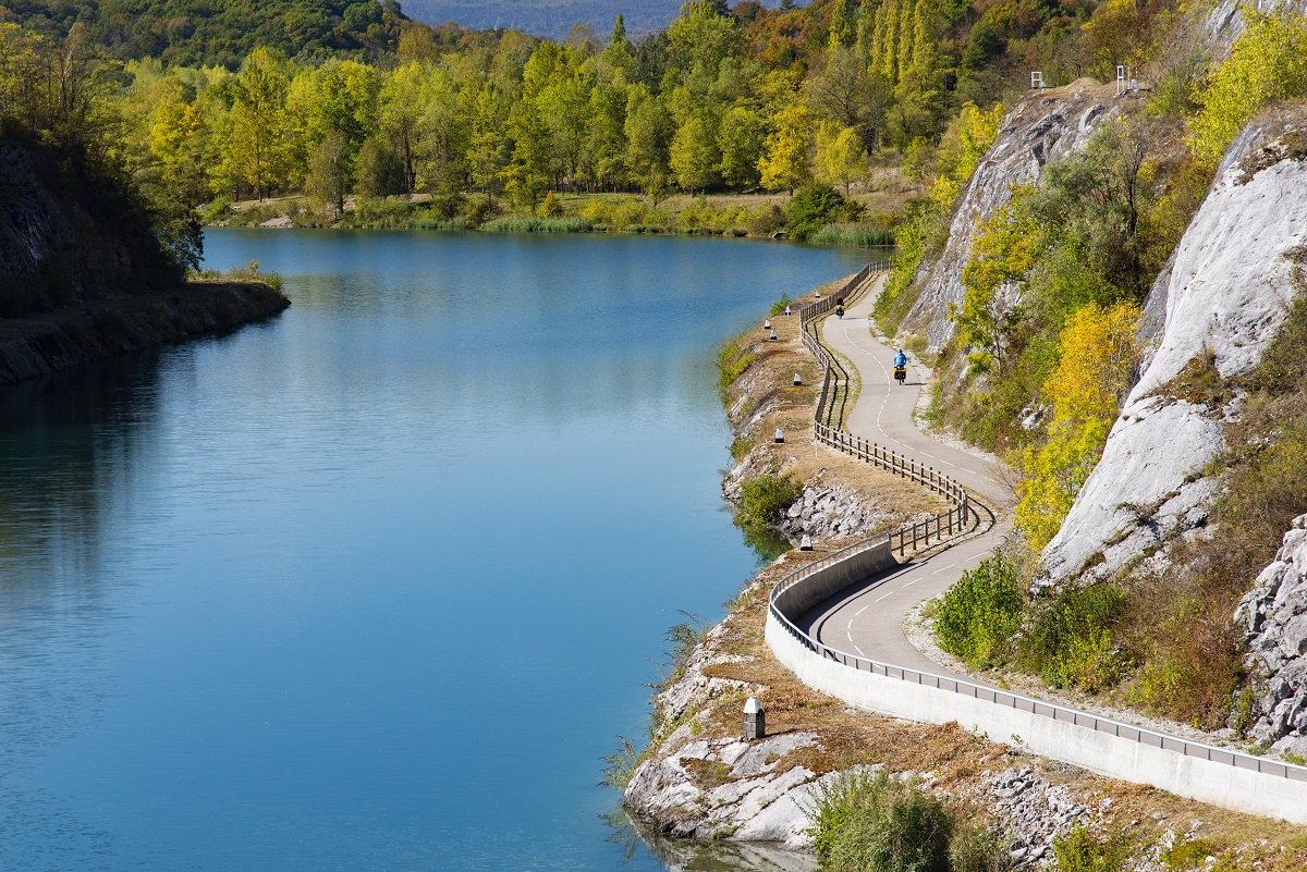 CYCLING ROUTES IN BUGEY